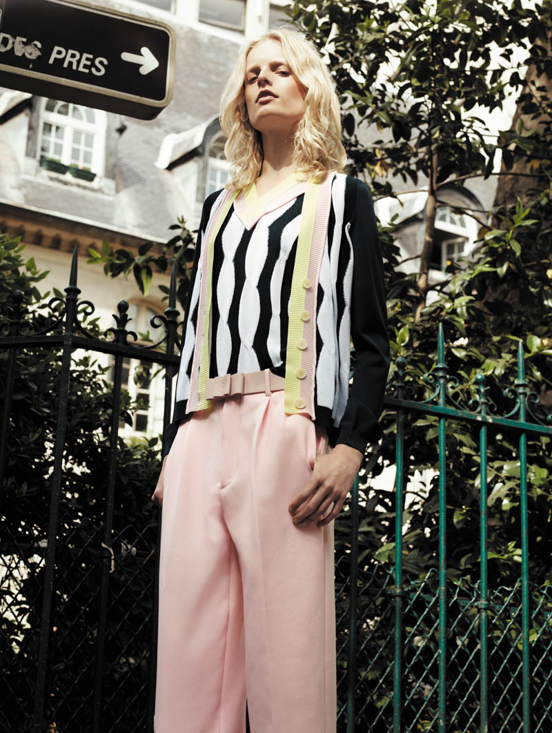 sonia rykiel resort9 Sonia Rykiel Resort 2014 Collection