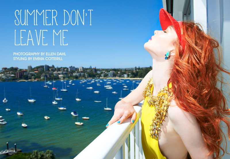 summer ellen dahl Alice and Sarah by Ellen Dahl in Summer Dont Leave Me for Fashion Gone Rogue