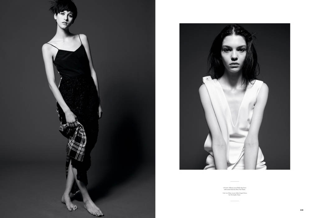 troost 3 Amy Troost Captures Up and Coming Faces for Twin S/S 2013