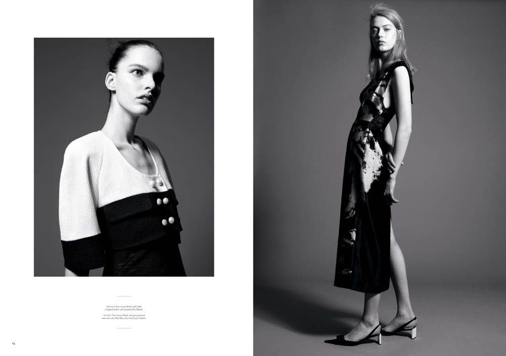 troost 4 Amy Troost Captures Up and Coming Faces for Twin S/S 2013