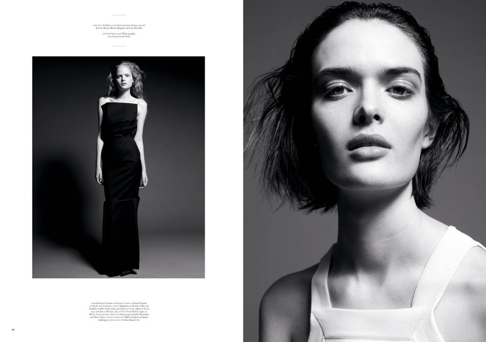 troost 6 Amy Troost Captures Up and Coming Faces for Twin S/S 2013