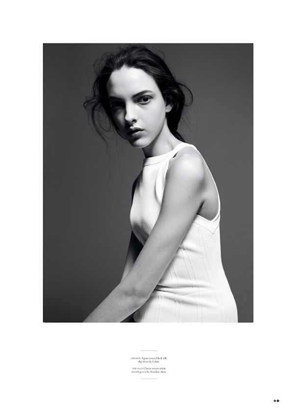 troost5 Amy Troost Captures Up and Coming Faces for Twin S/S 2013