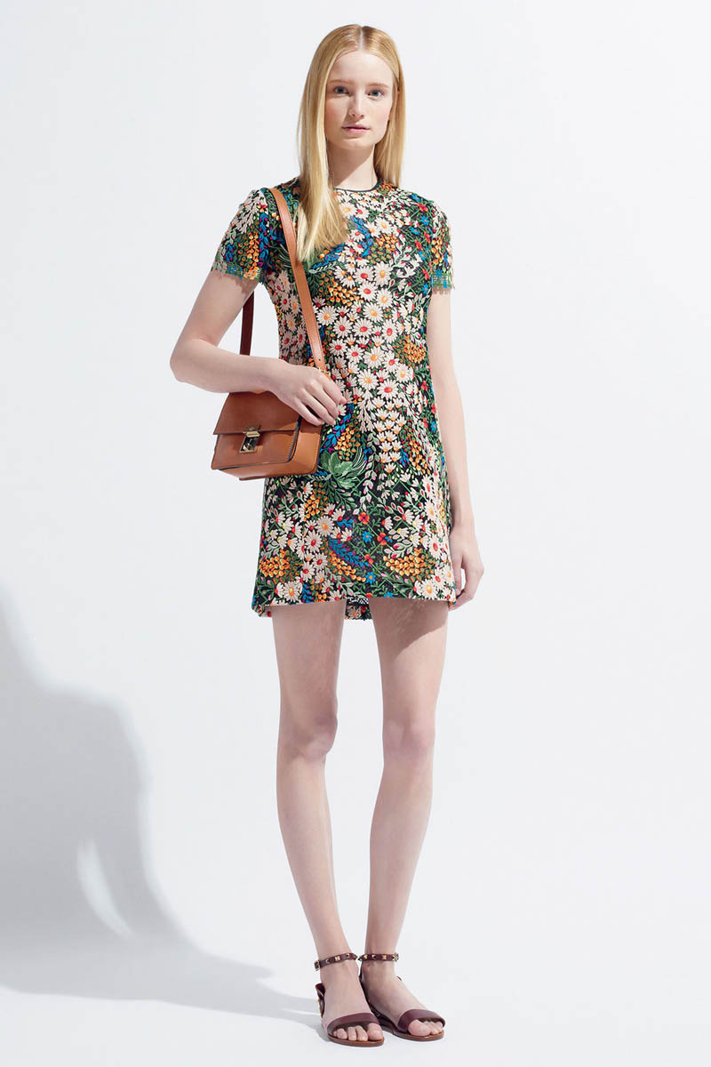 valentino resort 2014 34 Valentino Resort 2014 Collection