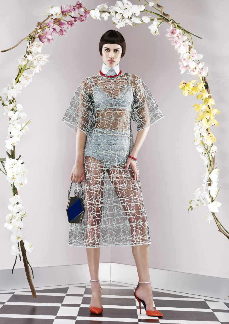 vionnet resort 2014 5 Vionnet Resort 2014 Collection