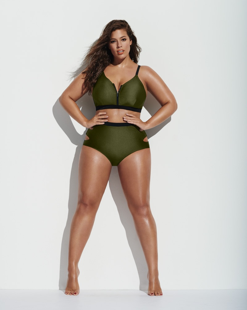 ashley graham swimsuitsforall 2016 campaign. Black Bedroom Furniture Sets. Home Design Ideas