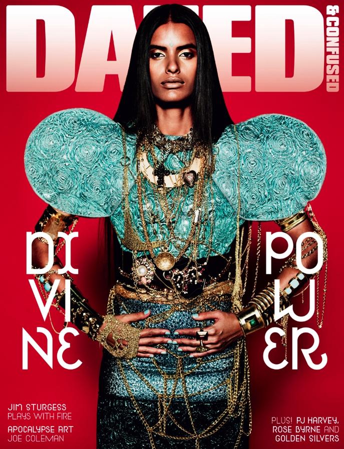 Covered | Dazed & Harper's Bazaar US