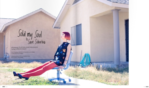 Sold My Soul to Save Suburbia | Kyle by Claudia Goetzelmann