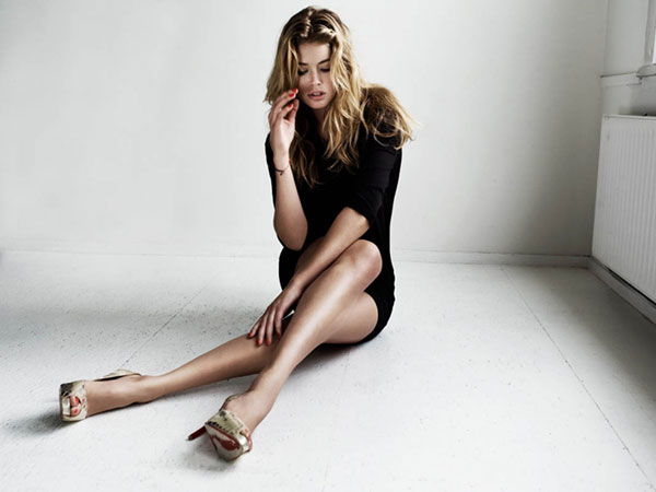 Morning Beauty | Doutzen Kroes by Philip Riches