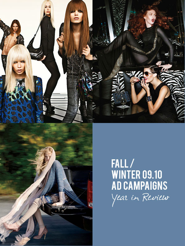 Year in Review | Fall/Winter 2009 Ad Campaigns