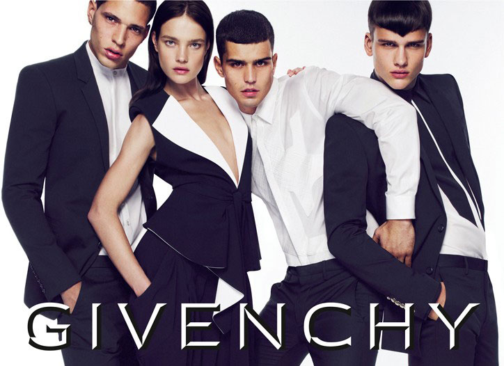 Givenchy Spring 2010 Campaign Preview | Natalia Vodianova & Mariacarla Boscono by Mert & Marcus