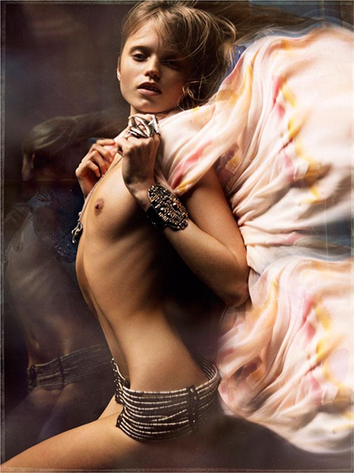 Muse #20 | Abbey Lee Kershaw by Greg Kadel