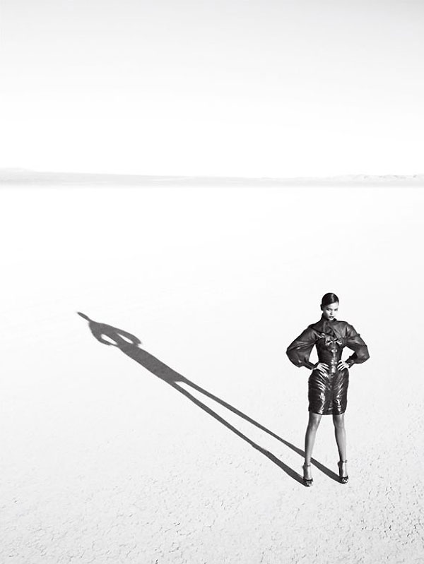 Morning Beauty | Liya Kebede by Alexi Lubomirski