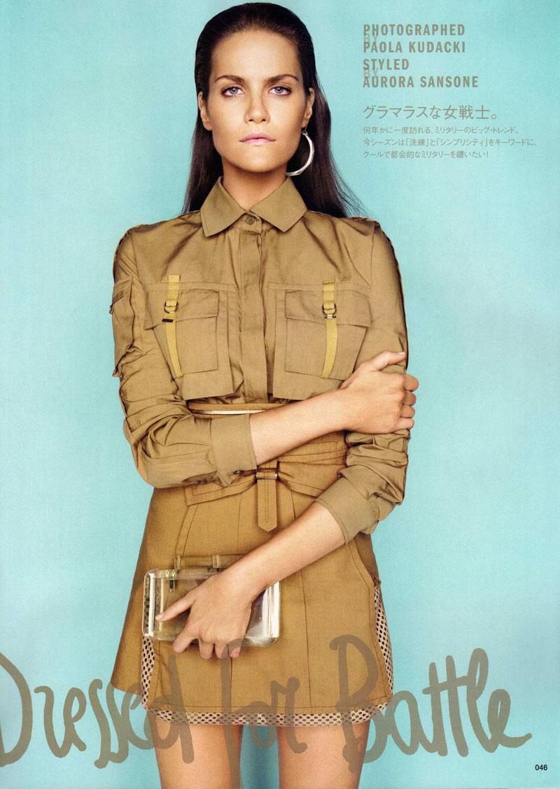 Vogue Nippon   Missy & Kendra by Paola Kudacki
