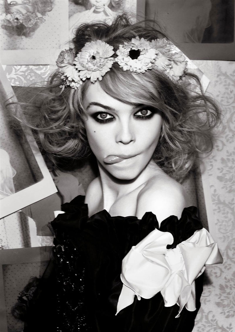 Morning Beauty | Siri Tollerød by Ellen von Unwerth