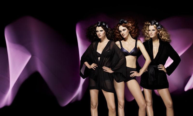 Sonia Rykiel for H&M Campaign | Lara, Anne V & Caroline by Sølve Sundsbø