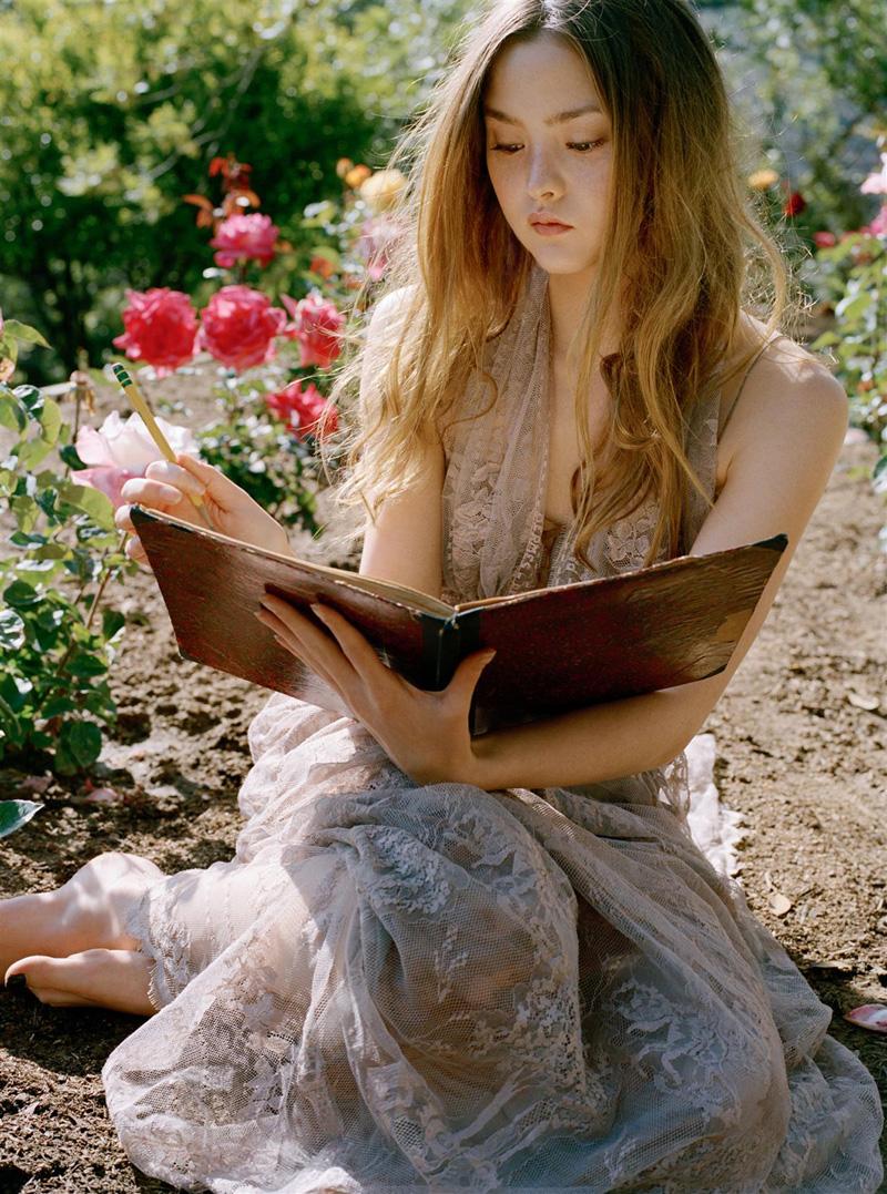 Morning Beauty   Devon Aoki by David Mushegain