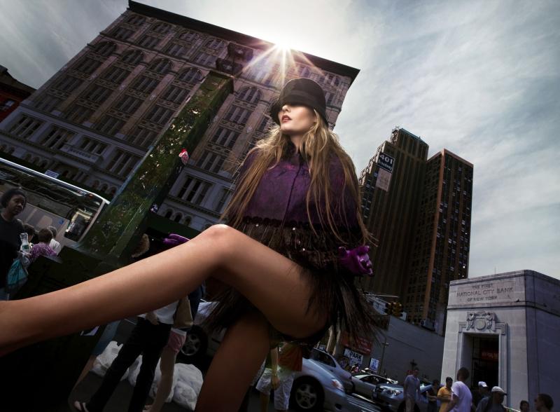 Futureclaw January 2010 | Tatyana Usova by Elias Wessel