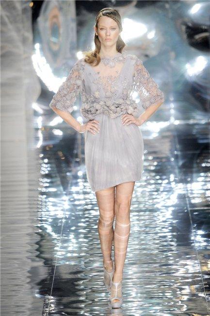 Paris Haute Couture | Elie Saab Spring 2010 Couture