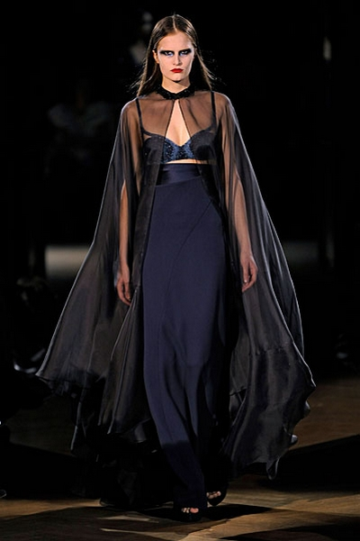 Paris Haute Couture | Givenchy Spring 2010 Couture