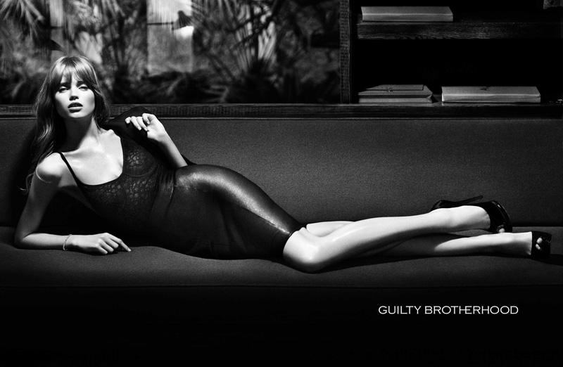 Guilty Brotherhood S/S '10 Campaign | Abbey Lee by Greg Kadel