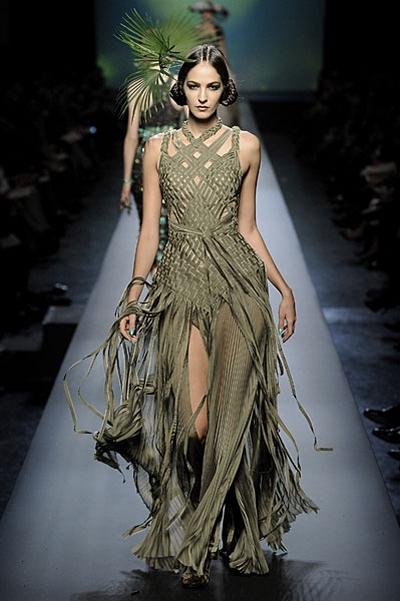 Paris Haute Couture | Jean Paul Gaultier Spring 2010 Couture