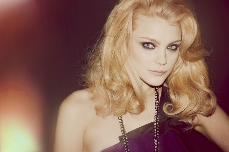 Morning Beauty | Jessica Stam by Guy Aroch