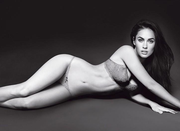 Armani S/S '10 Campaign   Megan Fox by Mert & Marcus