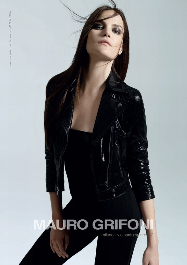 Mauro Grifoni S/S 2010 Campaign | Missy Rayder by Byron Mollinedo