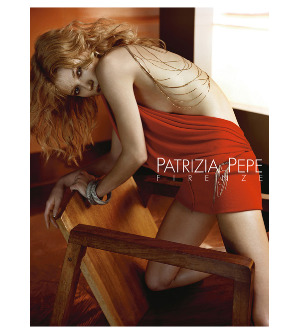 Patrizia Pepe Spring 2010 Campaign | Masha Novoselova