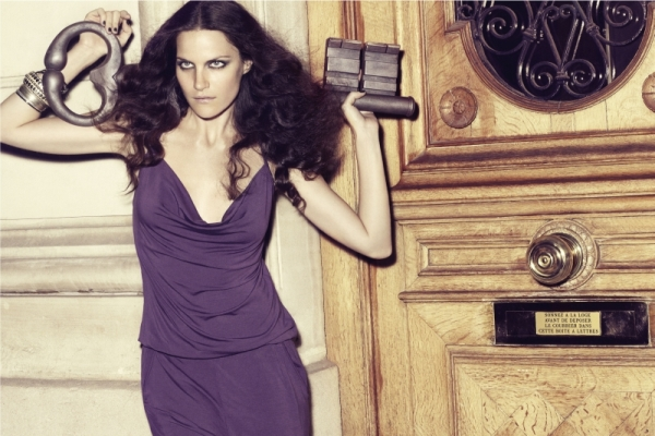 Sisley Spring 2010 Campaign | Missy Rayder by Marcus Ohlsson