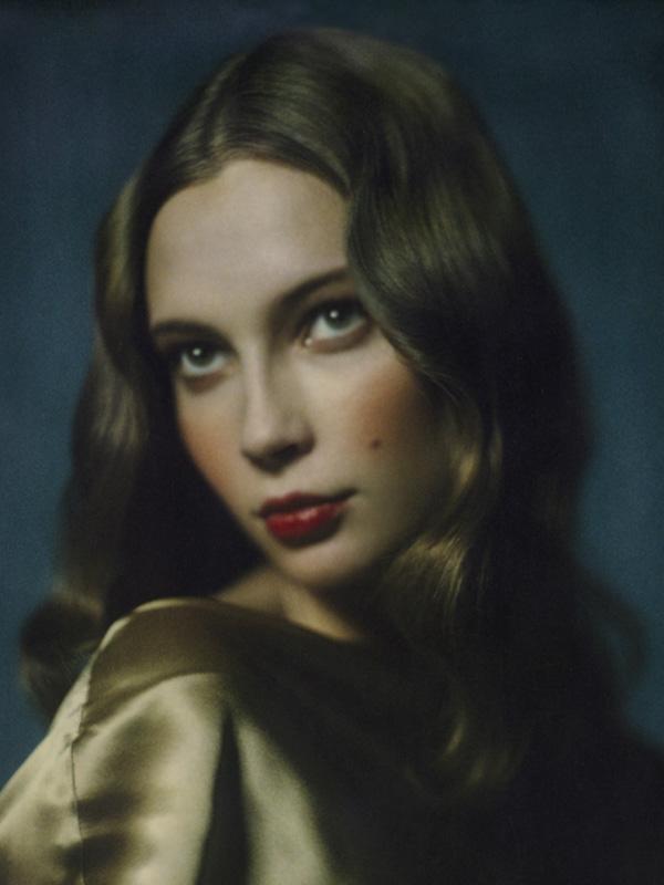 Model of the Month   A Look Back-Tiiu by Aneta Bartos