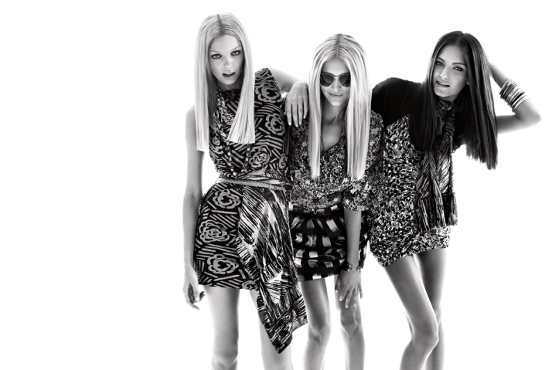 Spring 2010 Campaign | BCBGeneration by David Roemer