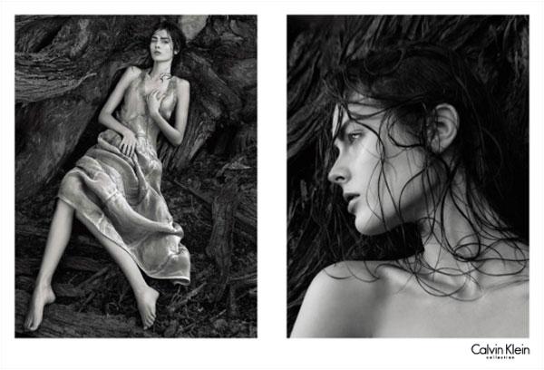 Calvin Klein Spring 2010 Campaign | Jac Jagaciak by David Sims