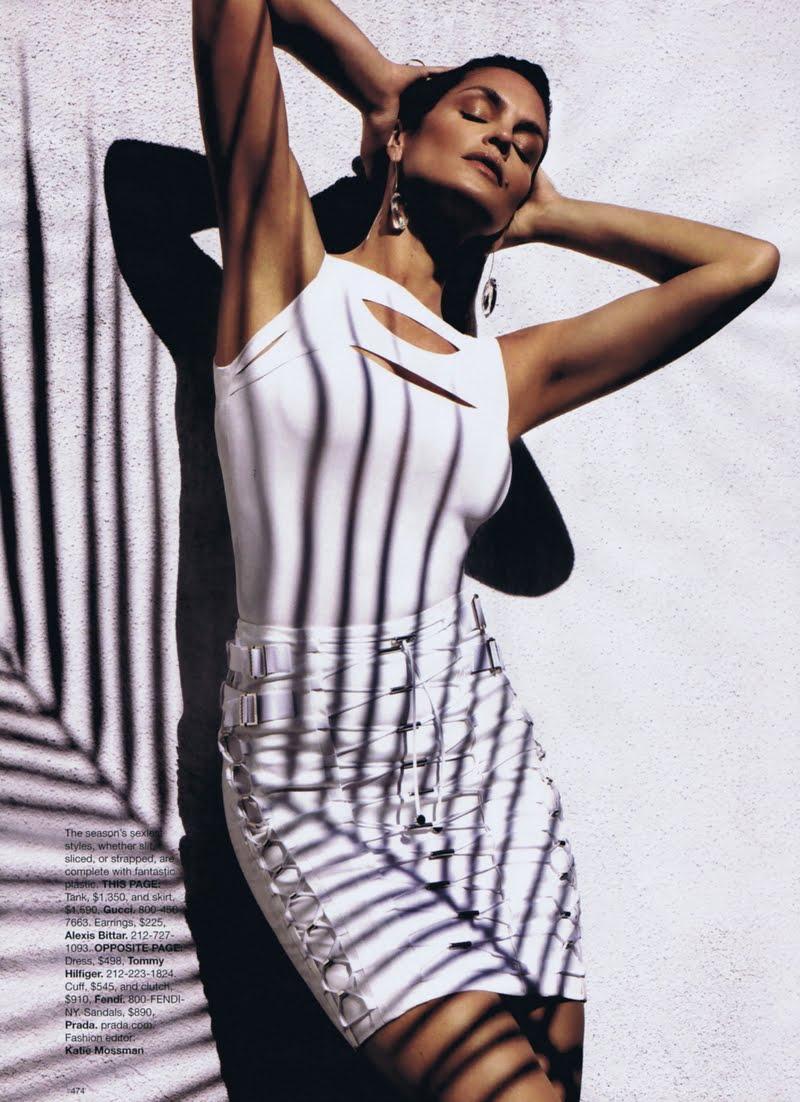 Harper's Bazaar | Cindy Crawford by Miguel Reveriego