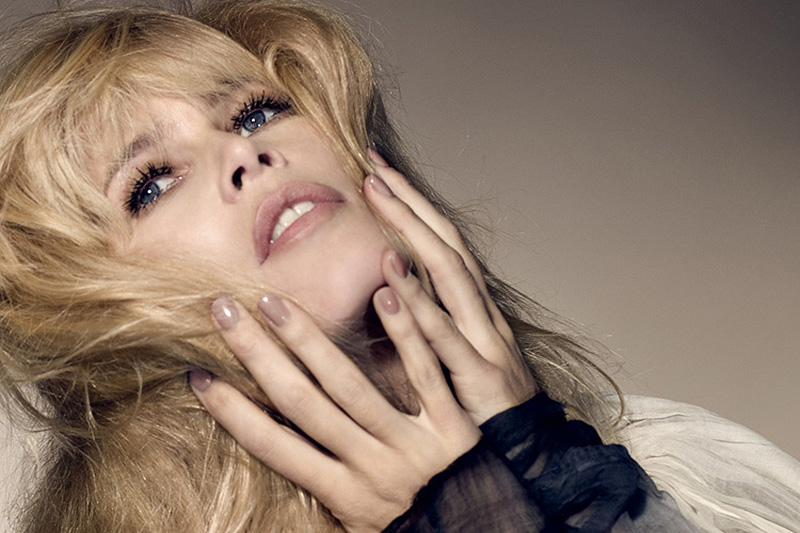 Vs. Magazine S/S 2010 | Claudia Schiffer by Kayt Jones