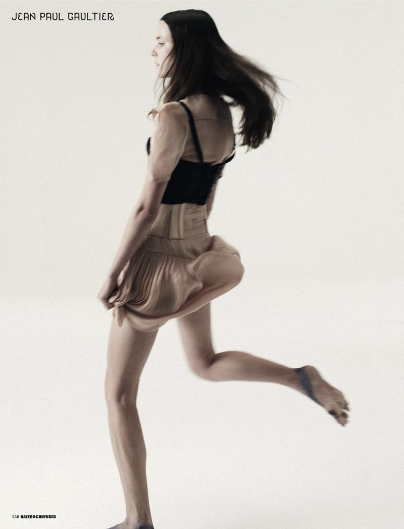 Dazed & Confused | Imogen Morris Clarke by Mel Bles