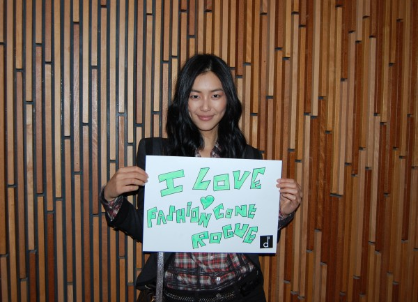 Liu Wen | March Model of the Month