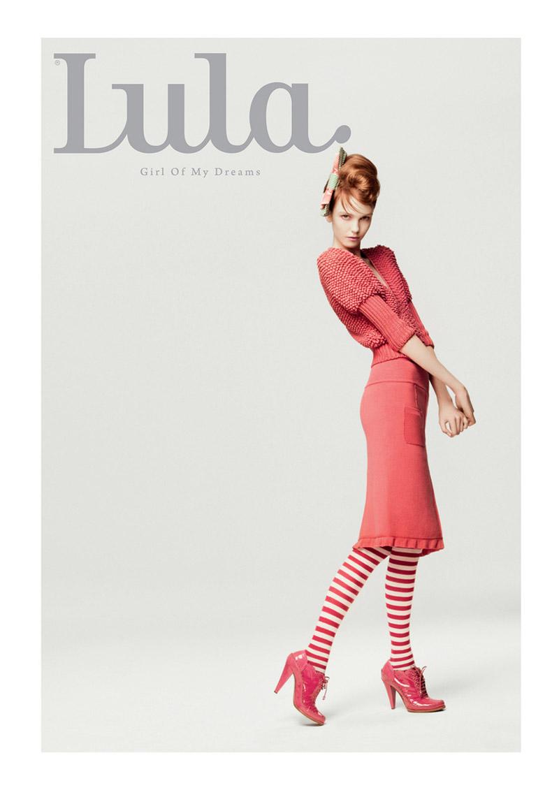 Lula Spring 2010 Covers | Chanel, Addison, Kate S., Liu, Giedre, Kim & Charlotte by Damon Heath