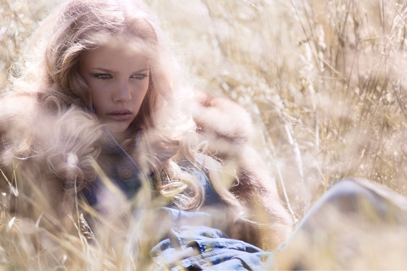 Morning Beauty   Marloes Horst by Peter Gehrke