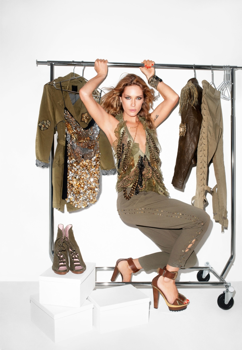 Pinko Spring 2010 Campaign | Erin Wasson by Terry Richardson
