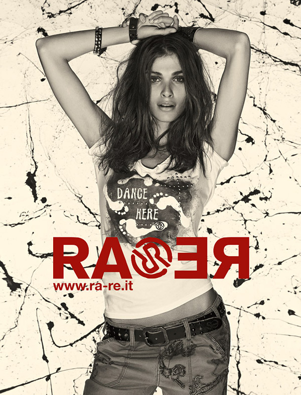 Ra-re Spring/Summer 2010 Campaign | Elisa Sednaoui by Michelangelo di Battista