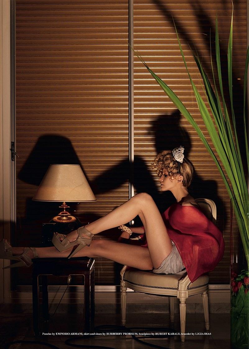 Midnight in the Garden of Good and Evil | Sophie Srej & Melo Dagault by Satoshi Saikusa
