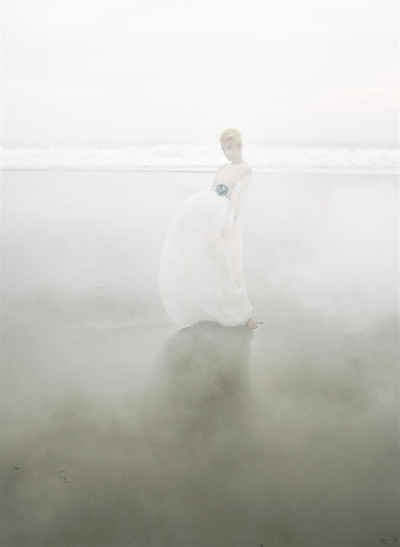 Morning Beauty | Jessica Stam by Sølve Sundsbø (2006)