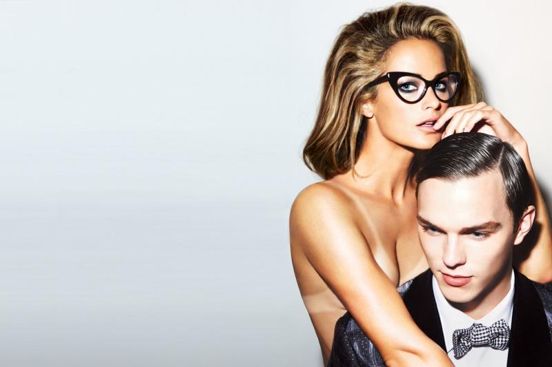 Tom Ford Eyewear Spring 2010 Campaign | Carolyn Murphy by Tom Ford