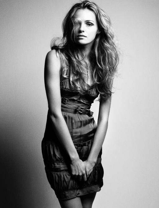 Morning Beauty | Valentina Zelyaeva by Marcus Ohlsson
