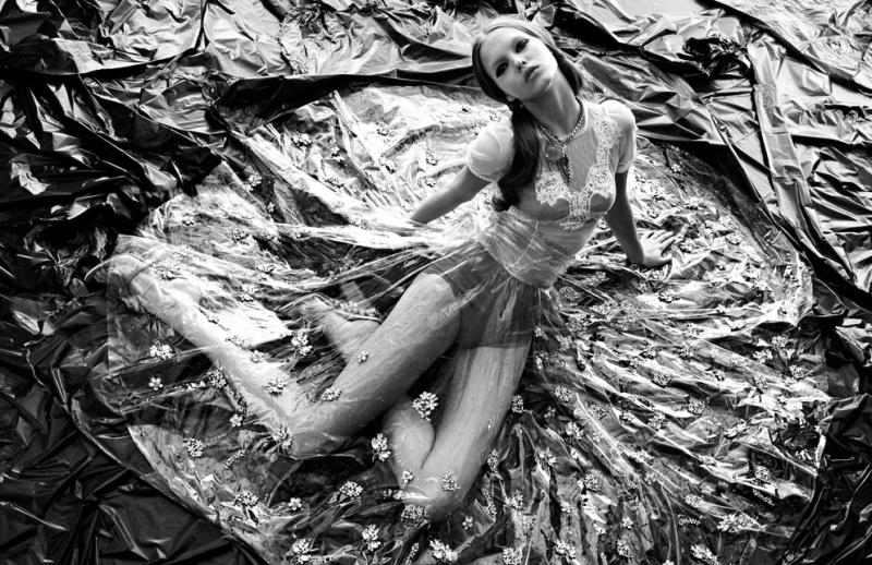 Alana Kuznetsova by David Roemer | Velvet April 2010