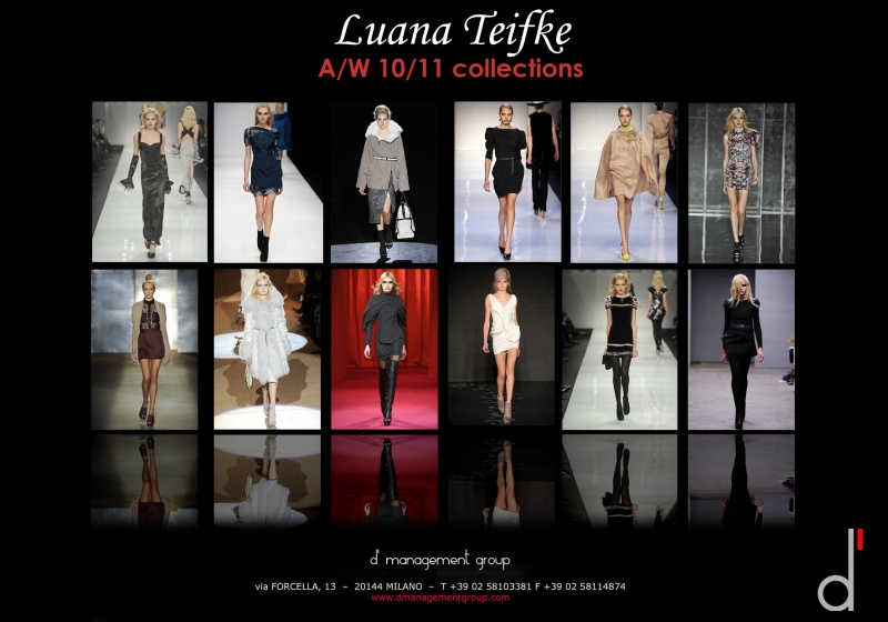 A Taste of d' FW 10/11 Collections