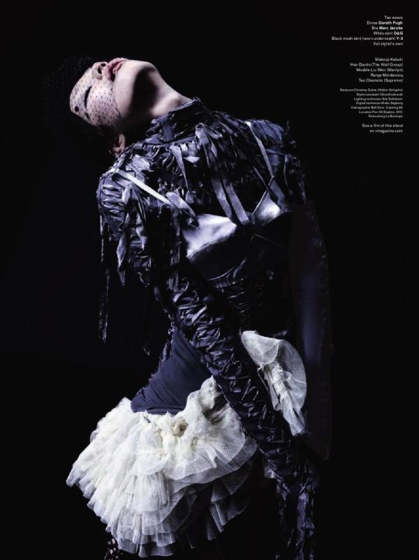 Model of the Month | Liu Wen in V #64