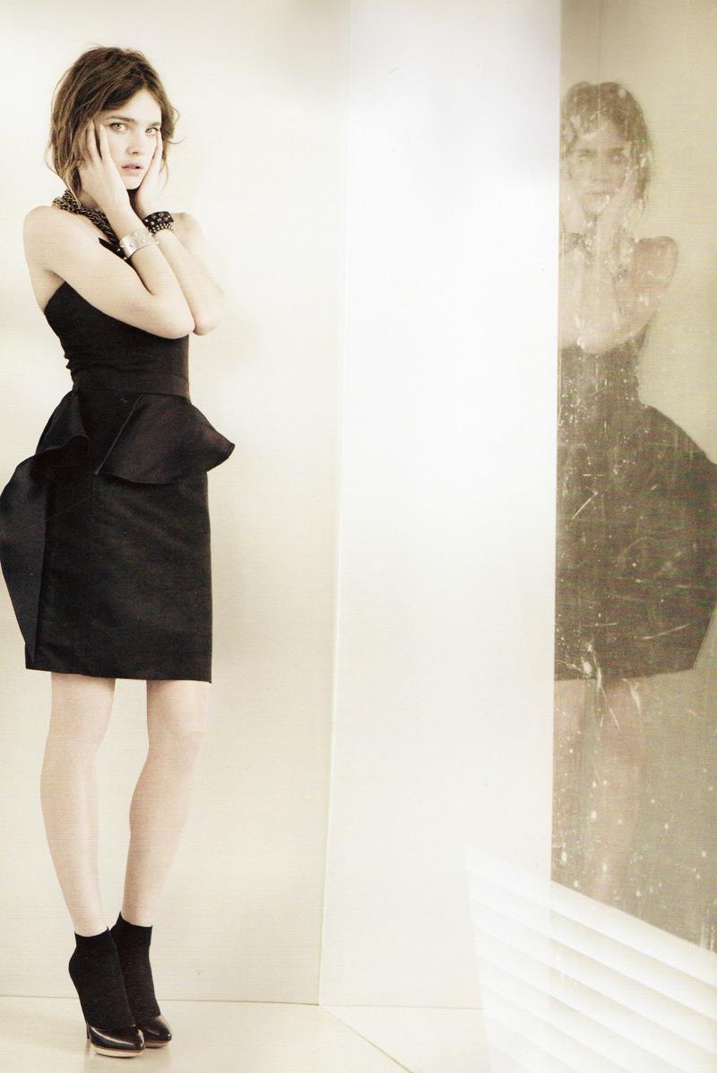 Natalia Vodianova by Paolo Roversi | i-D Spring 2010