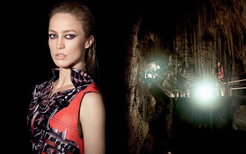 Raquel Zimmermann by Henrique Gendre   Animale Fall 2010 Campaign